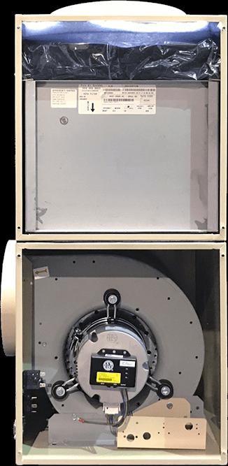 600HS Plus L Model - Doors Removed
