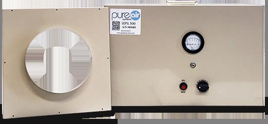 HPS500 Install Model